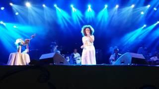Mariene de Castro em Santo Amaro da Purificação. Iansã, Cadê Ogum?
