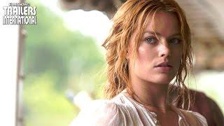A Lenda de Tarzan con Alexander Skarsgård, Margot Robbie | Novo Spot + Trailer