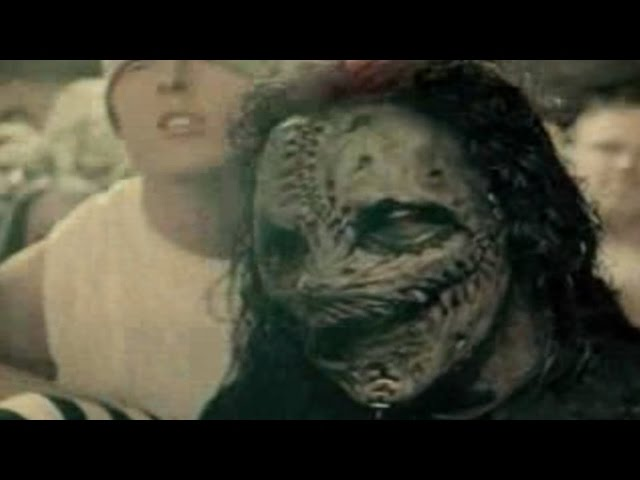 Video oficial de Duality de Slipknot