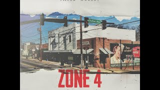 Jared Wesley - Zone 4 (Mu-Tha-F*cka) (Official Audio)