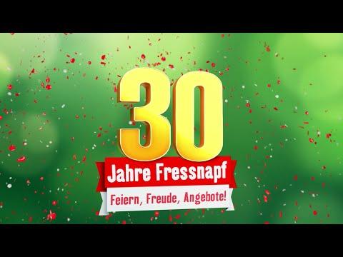 30 Jahre Fressnapf - Spot zum Jubiläum