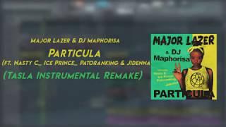 Major Lazer & DJ Maphorisa - Particula | Instrumental Remake + FLP