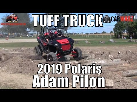 Adam Pilon 2019 Polaris First Round Stock Class Minto Tuff Truck Challenge 2018