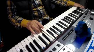 Ostani  ( Keyboard  Cover ) -----  Goran Karan