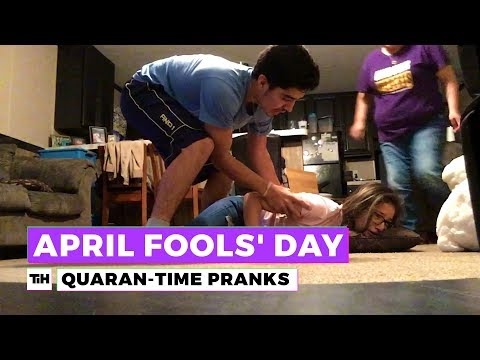 April Fools' Day | Quaran-time Pranks