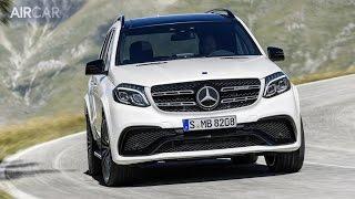 Mercedes GLS 63 AMG ► Test Drive