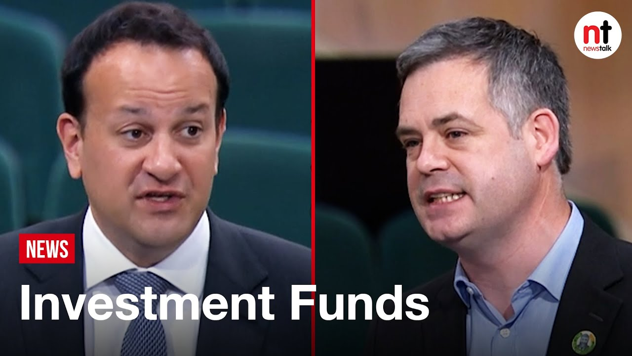 """You need to Undo the Damage you've done,"" Pearse Doherty Questions Leo Varadkar on Investment Funds"