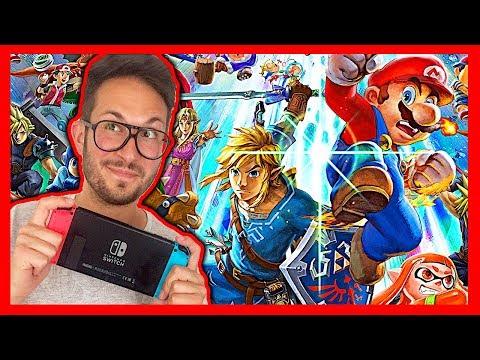 vidéo test Super Smash Bros Ultimate par Julien Chièze