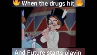 Future ft Peter Pan - Mask off