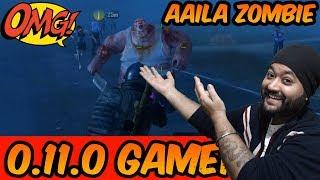 Aaila Zombie Mode - PUBG MOBILE