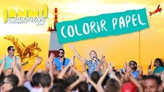 Colorir Papel | DVD Jammil De Todas As Praias
