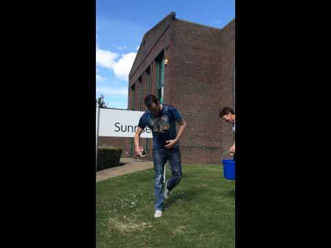 Sunriser Dan #IceBucketChallenge