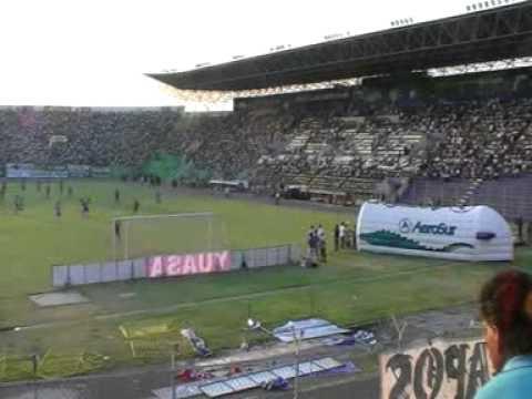 Viaje por Sudamerica di Giacomo Sanesi. Santa Cruz (BOL). 01587 – stadio