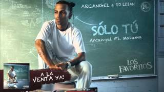 Arcangel - Solo Tu ft. Maluma  [Official Audio]