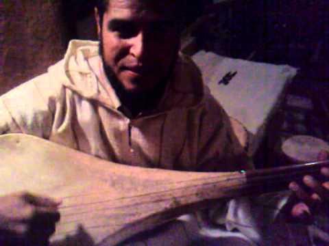 Traditional Moroccan Music in Nkob Berber Village Morocco – part 7