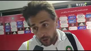 Déclarations d'après match Maroc - Cameroun