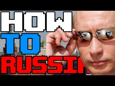 how to russia