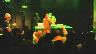 Dj Cruzfader feat Sir Scratch - Freestyle(Ao vivo) HD