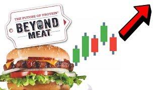 BEYOND MEAT sempre piu' in alto! Webinar del 22.07.2019
