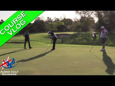 PAMPLING PLATE COURSE VLOG at CABOOLTURE GOLF CLUB PART 6