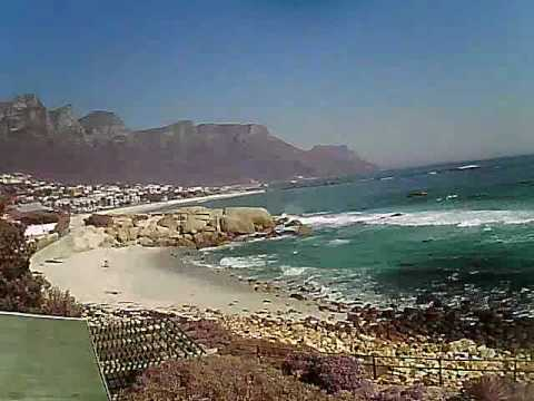 Timelapse Video – Glen Beach & Camps Bay – 04/08/2010