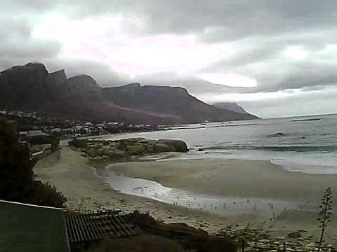 Timelapse Video – Glen Beach & Camps Bay – 02/01/2011