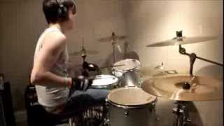 Strangers Like Me - Phil Collins (Tarzan Cover) Drum Cover