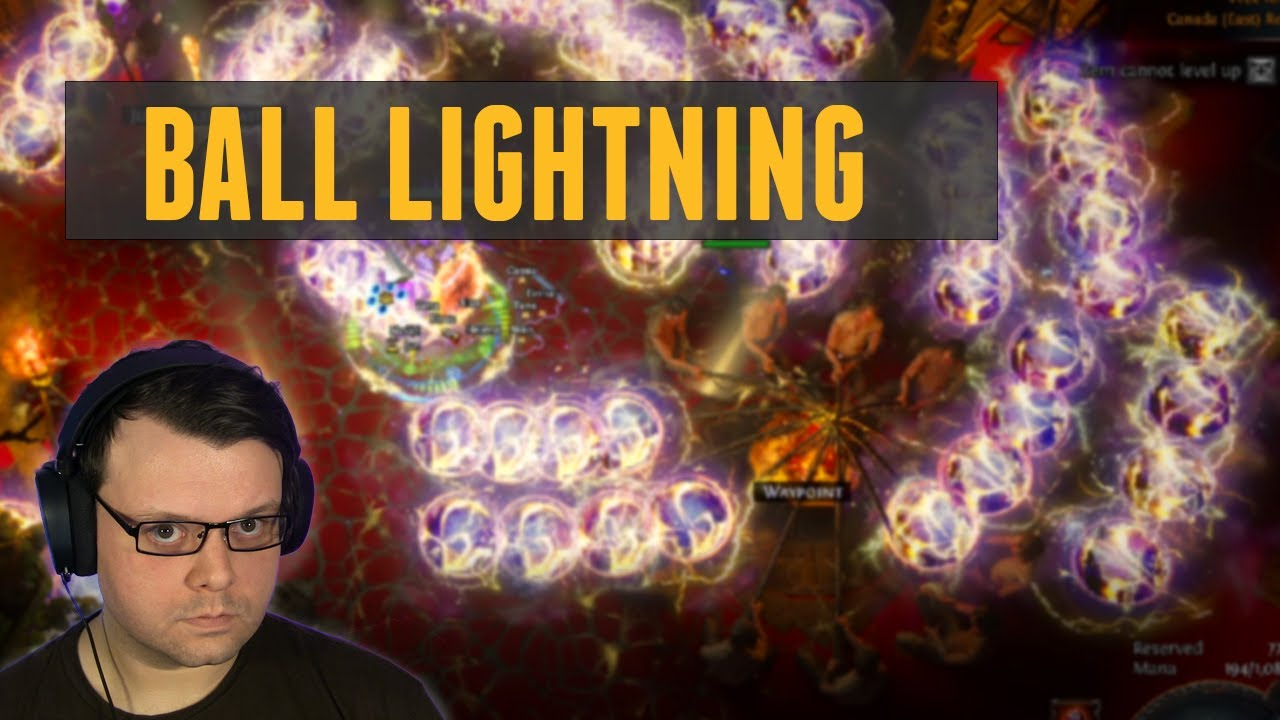 KESTALKAYDEN - ★ [ 3.12 HSC ] BALL LIGHTNING SABOTEUR | Path of Exile