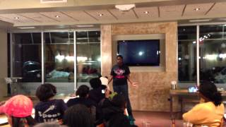 Colored Girls are Cover Girls - Spoken Word performance