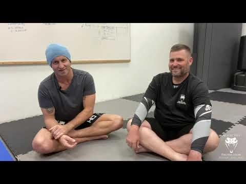 Introducing My Jiu Jitsu Teacher, Josh Stockman