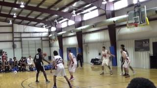 17U BOYS BLUE SHOOTING STARS BASKETBALL TEAM FUTURE 150