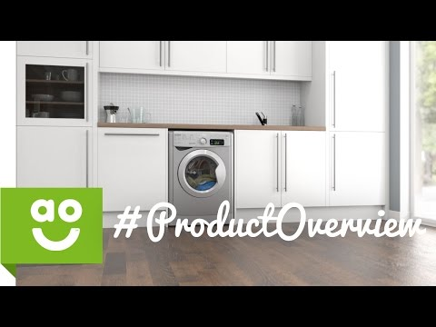 Indesit EWDE7125S Washer Dryer - AO.com Review