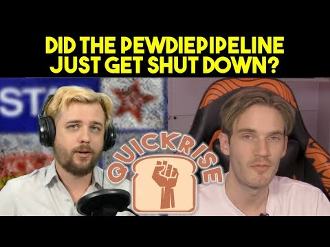 Is PewDiePie being sincere? [QuickRise]