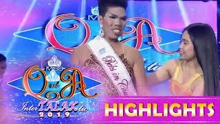 It's Showtime Miss Q and A: Carla Kaluluwa wins the Beks in ChukChak award
