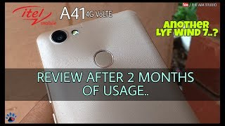Itel A41 4G VoLTE |REVIEW​ After 2 months of usage