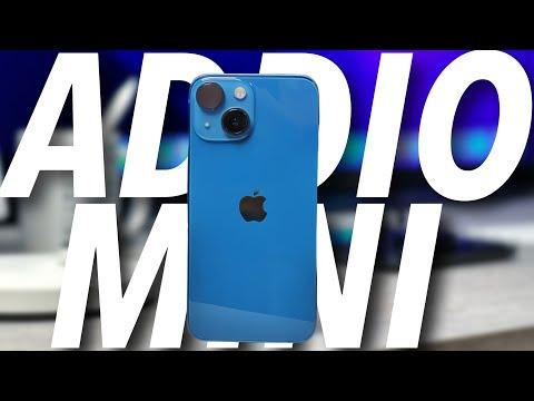 ADDIO iPhone 13 mini – W iPhone 13 …