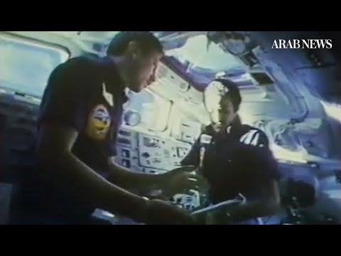 Celebrating the Arab world's achievements in space