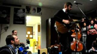 The Instruments Band - Moustaches in the Moonlight (Elmira College).AVI