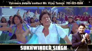 M4K 2015 - Kanika Kapoor & Sukhwinder Singh Live Concert - USA, Canada & Trinidad - Promo 3