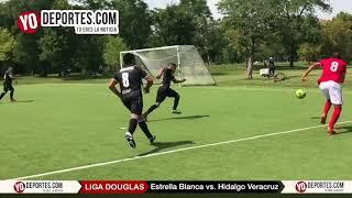 Estrella Blanca vs. Hidalgo Veracruz Liga Douglas de Chicago