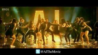 Action Jackson theme - Ajay Devgn and Prabhudeva