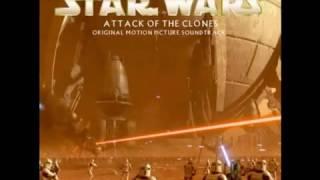 Star Wars Soundtrack Episode II , Extended Edition   Love Pledge