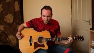 Eagle Eye Cherry - Death defied by will - Acoustic cover by Sean Hurley