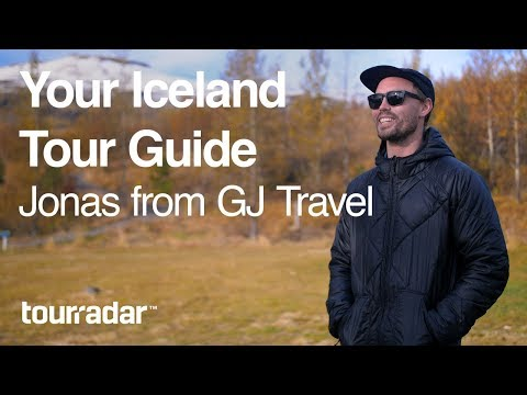 Your Iceland Tour Guide Jonas Stefansson from GJ Travel