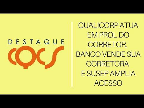 Imagem post: Qualicorp atua em prol do Corretor, Banco vende sua corretora e Susep amplia acesso