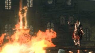 Bonfire of the Vanities: Full Story of Ezio and Savonarola (Assassin's Creed 2   Movie)