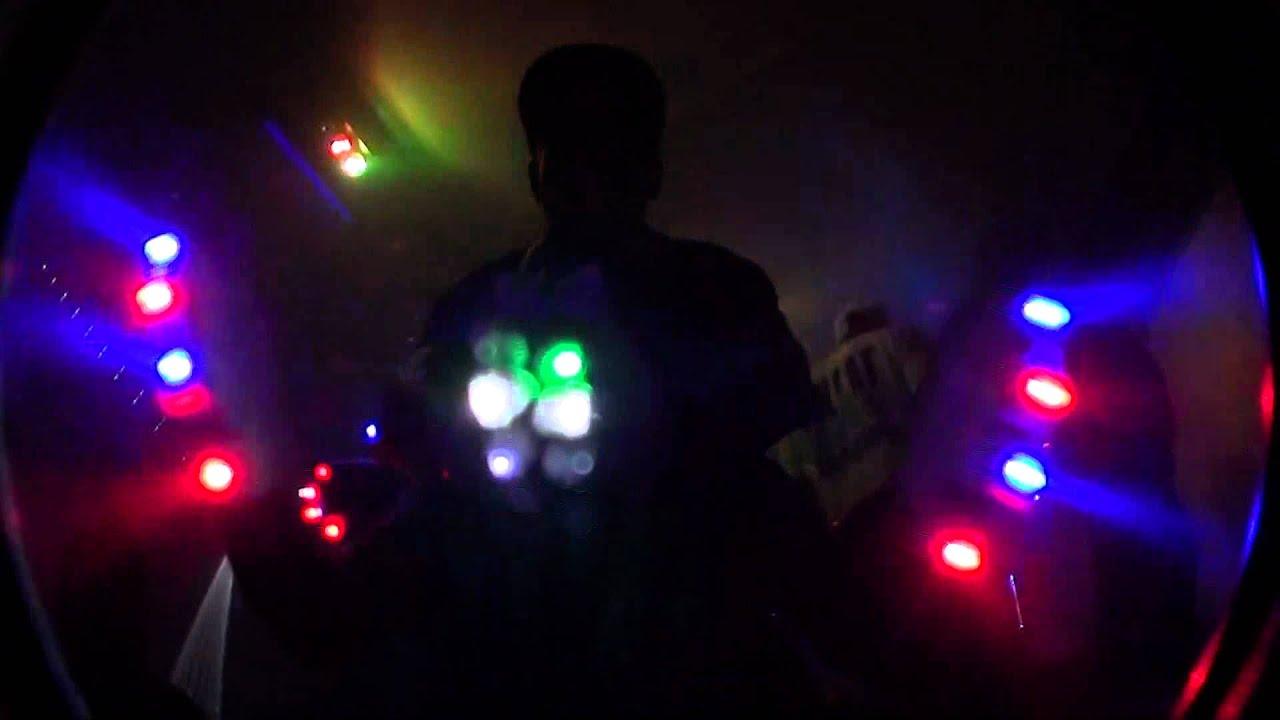 TRIPPLE LIGHT SHOW - TEAM {IDE} AT VIZION
