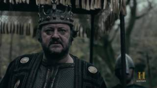 Vikings - Ragnar's Death scene, and Before death Speech WITH SUBTITLES, S04EP15