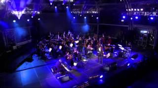 """Rodrigo Leão """"Vida Tão Estranha"""" por Camané, concerto  O Espírito de um País"""