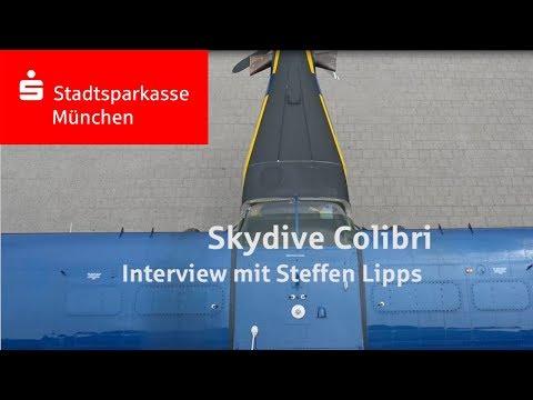 Skydive Colibri - Interview mit Steffen Lipps
